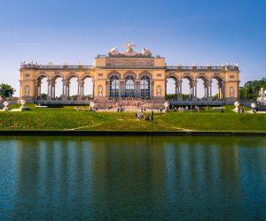 Дворец Шенбрунн Schonbrunn