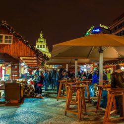 Рождественская ярмарка Праги — Vaclavske namesti